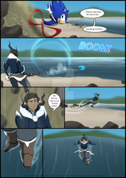 Sonic and Korra - Page 81 by zavraan