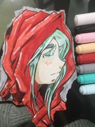 Red Riding Hood by SolbiiMelody
