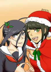 Ultra Holiday Girls by n4c9s