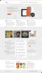 Onces: Clean Responsive Html5 and Css3 Template by ahmedchan
