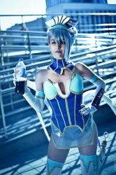 Blue Rose - TIGER and BUNNY 4 by Cheza-Flower