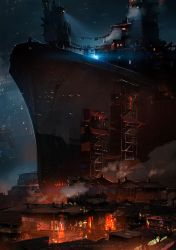harbour by sheer-madness