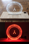 Laser Engraved Stargate by Angry-Goose