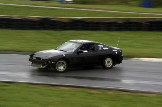 240SX Driting by SumDRYJIN