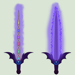 Shroud and Scabbard by ProSonicIncorporated