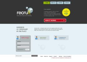 recruIT-web :: series2 by pulsetemple