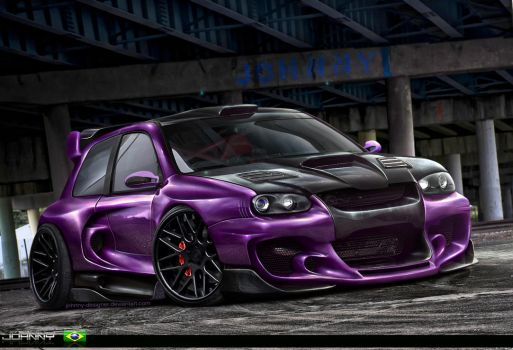 GOLF EXTREME TUNING VERSION 2 by Johnny-Designer