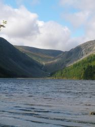 Glendalough IV by Daguona