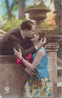 Vintage Couple Stock 35 by vintage-visions