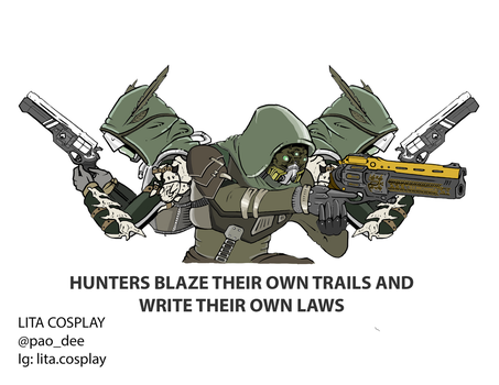 We Are Hunters by LitaGirl