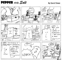 Pepper and Salt - Issue 43 by theoldbean