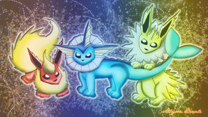 Eeveelution Classic by Allyson-x