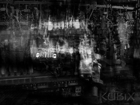 KUBiX-the machine by syncretism