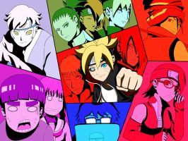Boruto: Next Gen (Ver.2) by Ghost-Troupe