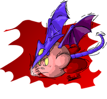 Kirby Power Ridley by Buci01