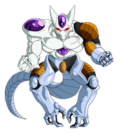 What If - Fifth Form Mech Freeza by MalikStudios