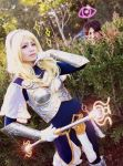 League of Legends: Little sister gank by xxpuffy