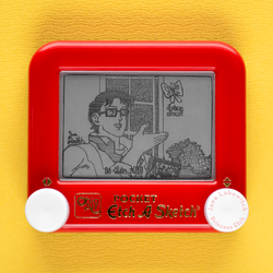Did I etch this in time? by pikajane
