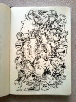 DAILY DOODLES: Hug by kerbyrosanes