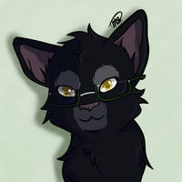 Glasses - Request by drawingwolf17