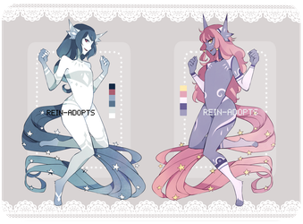 [CS: ELIORE] Frosted Cottoncandy [CLOSED] by rein-adopts