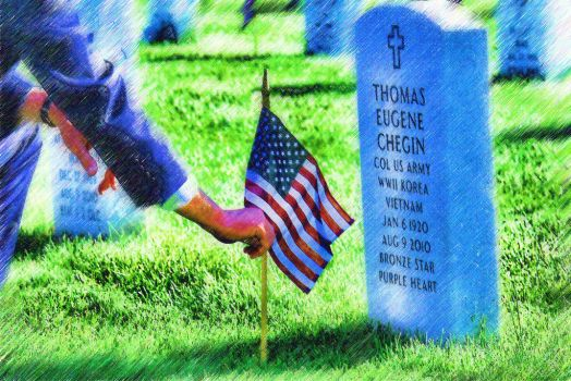 Memorial day... by peterpicture