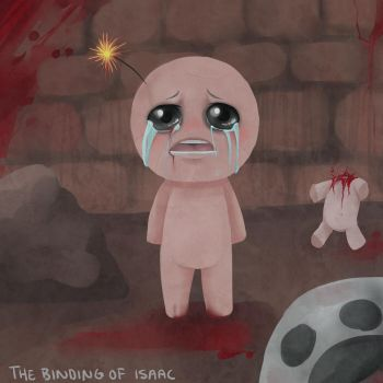 The Binding of Isaac by ChocolateCereal