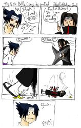 How it SHOULD end by BloodlustBakura