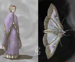Moth Series 7-The Patient by SineSquared