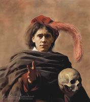 Hamlet by AnnaProvidence
