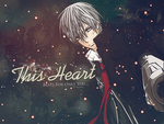 This Heart : Zero Kiryuu Wall by NoirMafia