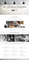 Bridge - Creative Multi-Purpose Theme by sandracz