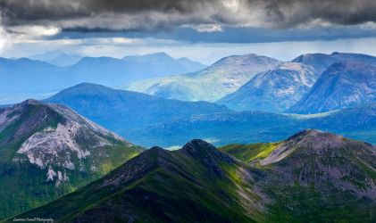 the highest place in Britain by LordLJCornellPhotos