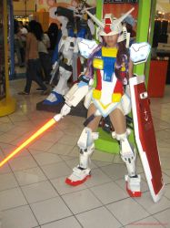 Mobile Suit Gundam Girl 10 by polidread