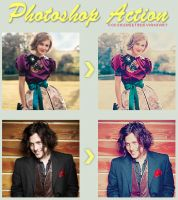 Photoshop Action 002 by cocoasweet
