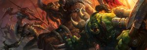 The Horde by Tooth-w