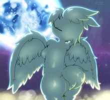 Lighted by by Mutuki