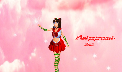 Thank you for 40,000k + Views. by TheOfficialKaeChan