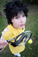 Prince of Tennis : Kirihara by berylrion