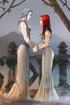 Vows (Commission) by KaRolding