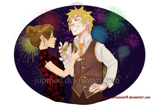 NaruTen: A New Year with You (Full-Ver) by JuPMod