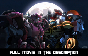 Transformers Prime Opening Fanmade ( Video ) by X4vrztesp