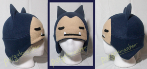 Snorlax Hat- For Sale by PurgatorianHeir
