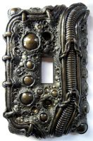 Biomech switch plate by dogzillalives