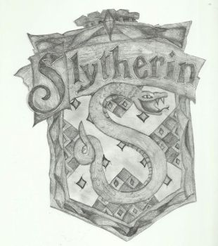 Slytherin by TomMarvoloRiddle13
