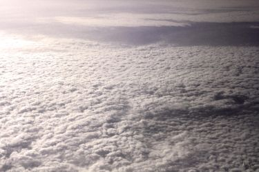 The Sky From Above by Annibal