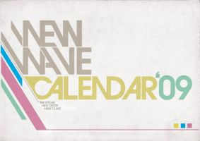 new wave calendar by iniuchit