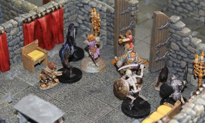 Pathfinder Foxglove manor to Lost End undead by MrVergee