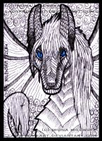 ACEO 1993Mariola by LadyFromEast