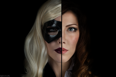 Arrow - BlackCanary / Laurel Lance by MilliganVick
